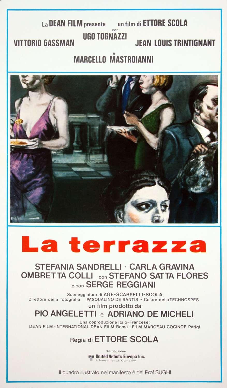 Commedia all'italiana. La terrazza (1979) di Ettore Scola