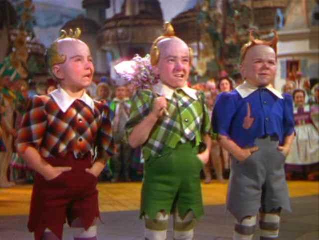 La leggenda del nano nel Mago di Oz 3