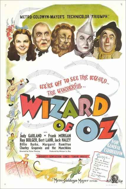 La leggenda del nano impiccato nel Mago di Oz