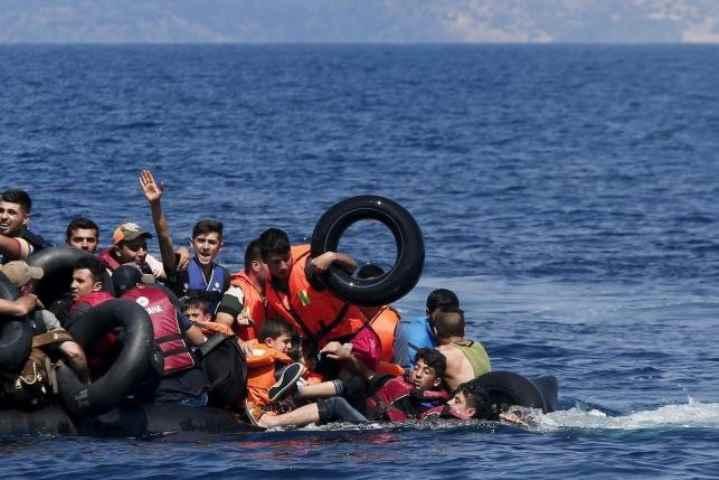 La tomba azzurra: nel Mediterraneo 500 morti in un anno