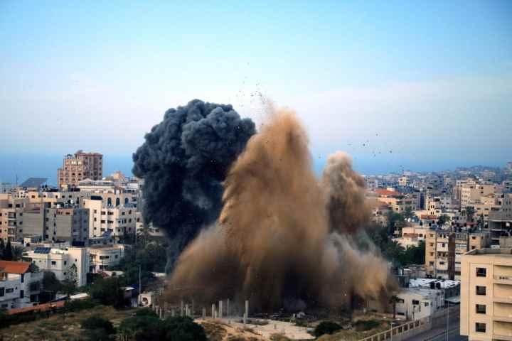 La tregua a Gaza ferma la guerra indiana d'Israele