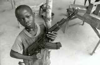 La vita interrotta dei bambini soldato