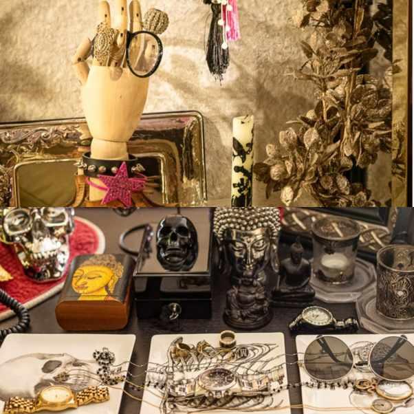 Lady Stardust alias Marina Vitiello: una collezionista molto speciale
