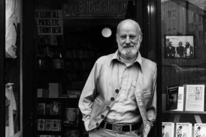Lawrence Ferlinghetti è morto. Lawrence Ferlinghetti è già rinato