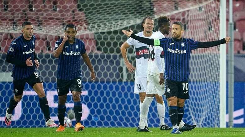 Lazio e Atalanta, notti europee Top & Flop in Champions League (3)