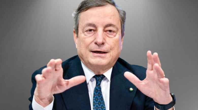 Le riaperture di Draghi: un rischio calcolato male