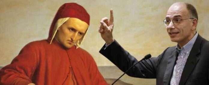 Letta come Dante: vorrei che Elly, Giuseppe e io ci prendessimo per mano