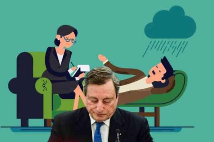 Lettera di uno psicologo additato da Draghi come furbetto del vaccino