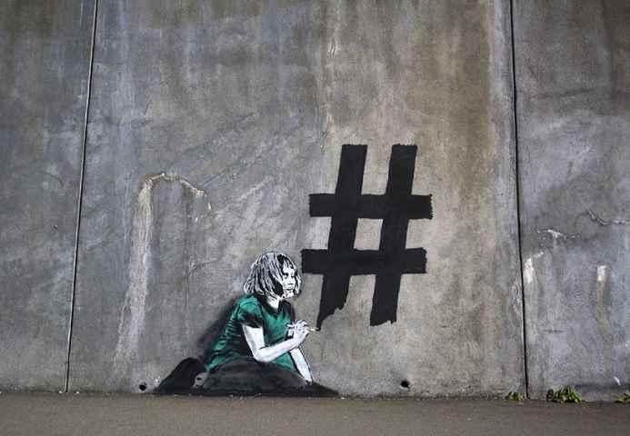 L'hashtag del giorno