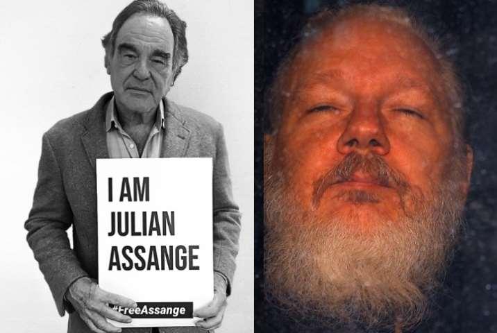 Liberate Julian Assange gli appelli da Oliver Stone a Manu Chao