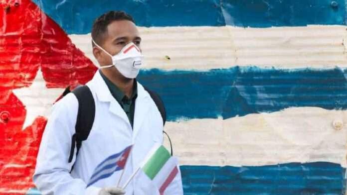 L'integrità morale dei medici cubani, l'ipocrisia italiana sull'embargo