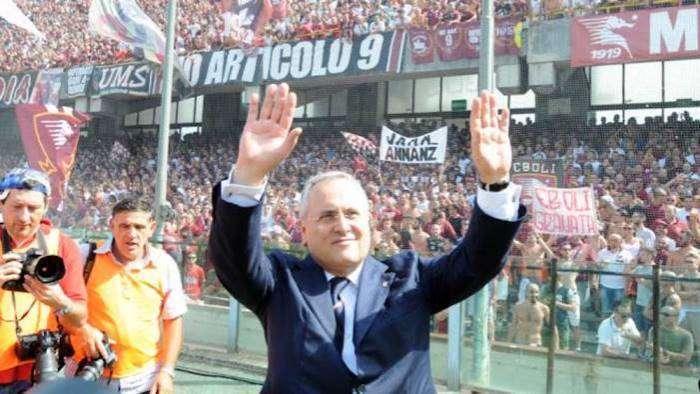 Lotito l'azzeccagarbugli e l'affaire Salernitana in Serie A