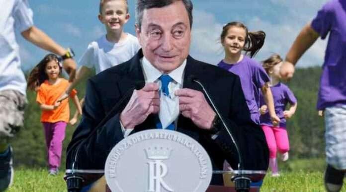 Mario Draghi, il debito pubblico e la correttezza intergenerazionale