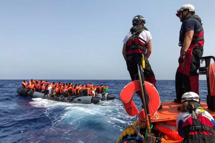 Migranti e pandemia: il dramma sotto il tappeto