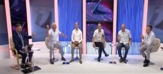 Moldova, clamorosa rissa in diretta tv durante dibattito politico (video)
