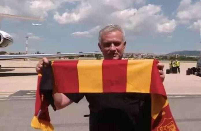 Mourinho a Roma: entusiasmo, tante attese e altrettanti dubbi da sciogliere