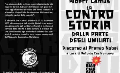 Albert Camus, La contro storia. Dalla parte degli umiliati