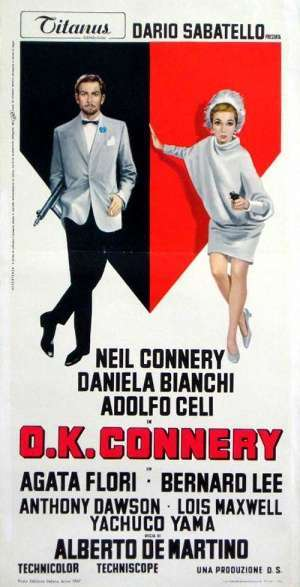 James Bond all'amatriciana: quando in Italia giravamo 008, 077, 0SS