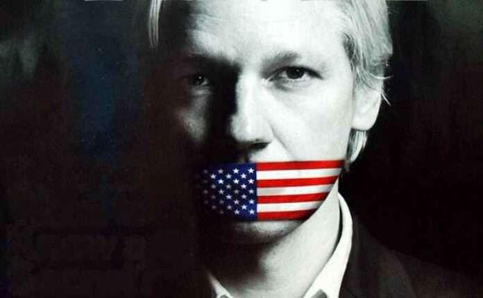 Julian Assange vittima della più grande intimidazione alla libertà di stampa del secolo