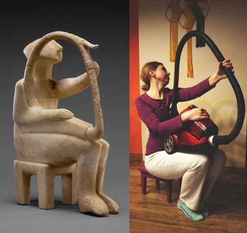 Opere d'arte rivisitate: e tu sai fare i classici?