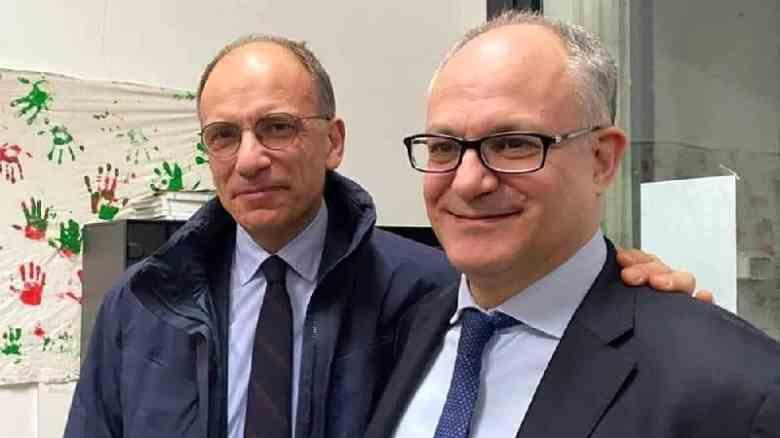 PD candida Gualtieri a Roma? Prima grana per Letta