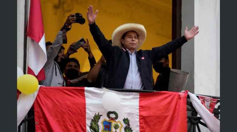Perù: il comunista Pedro Castillo vince ma attenzione al rischio golpe