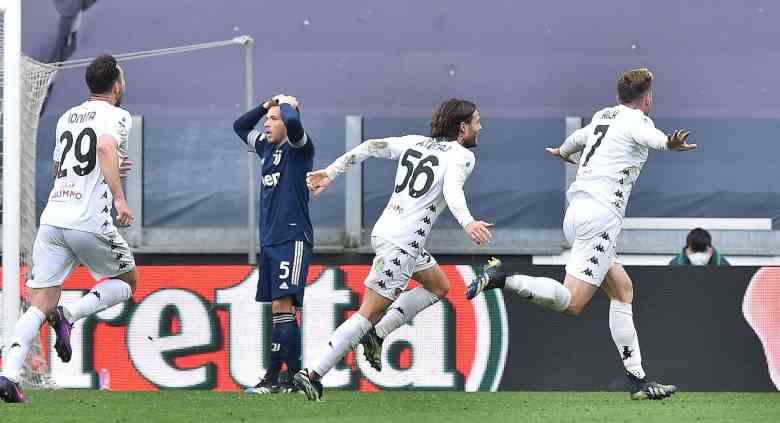 Pirlolandia affonda: Juventus-Benevento 0-1, il Pagellone