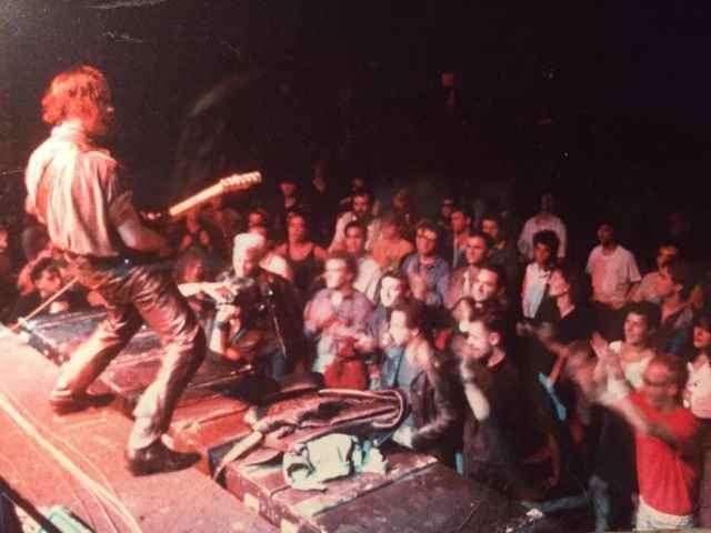 Punk, Ratz e VivaVerba: il viaggio di Wilco