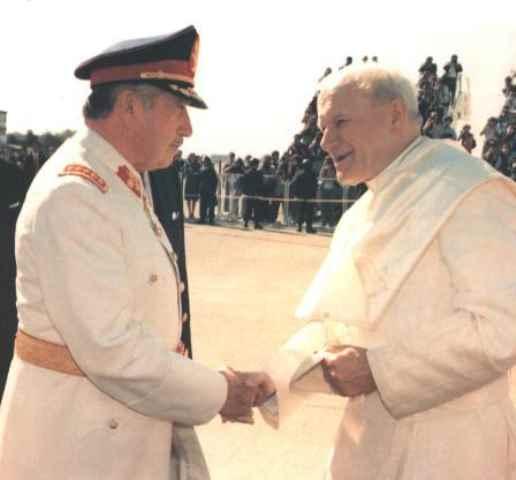 Quando Wikileaks svelò i legami del Vaticano con gli USA nel sostenere il golpe di Pinochet