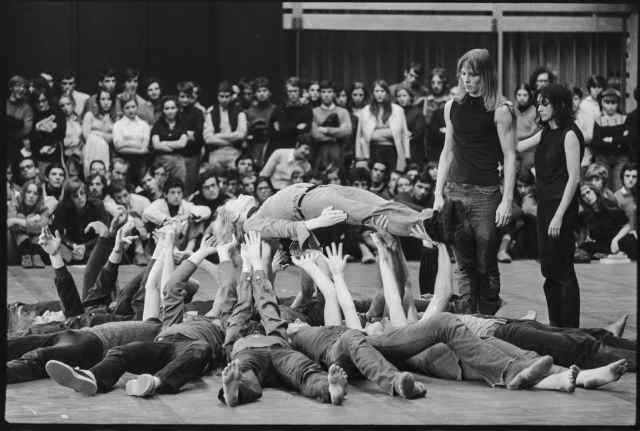 Quella notte del Living Theatre alla ex Snia Viscosa