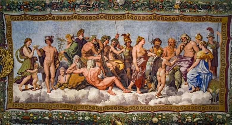 Raffaello, Villa Farnesina, 1511