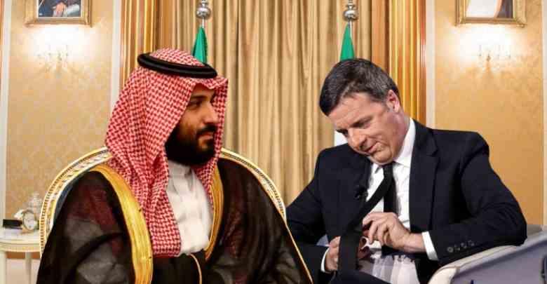 Renzi Bin Salman mandante omicidio Khashoggi Lo dite voi