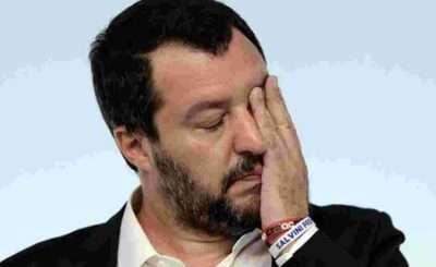 Ritorna il virus e sparisce Salvini fuga dalla realtà