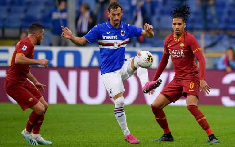 Roma-Sampdoria 1-0, il Pagellone