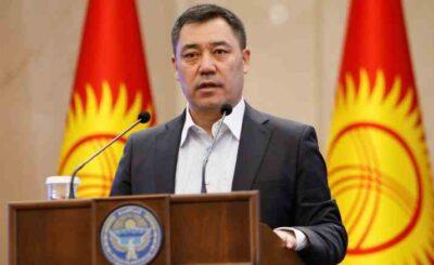 Sadyr Japarov presidente-padrone del Kirghizistan
