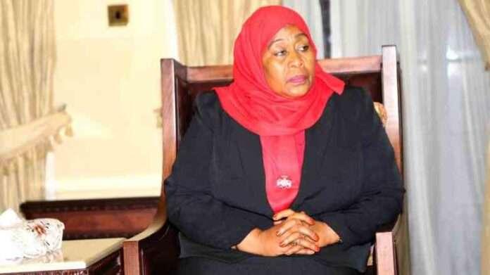 Samia Suluhu Hassan prima donna capo di Stato della Tanzania