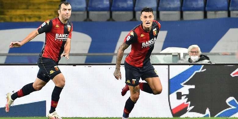 Sampdoria-Genoa, il pagellone del colonnello Lobanovsky2