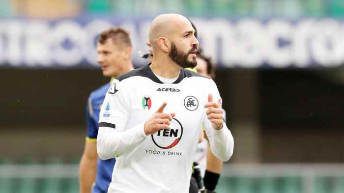 Saponara regala un punto d'oro: H.Verona-Spezia 1-1, il Pagellone