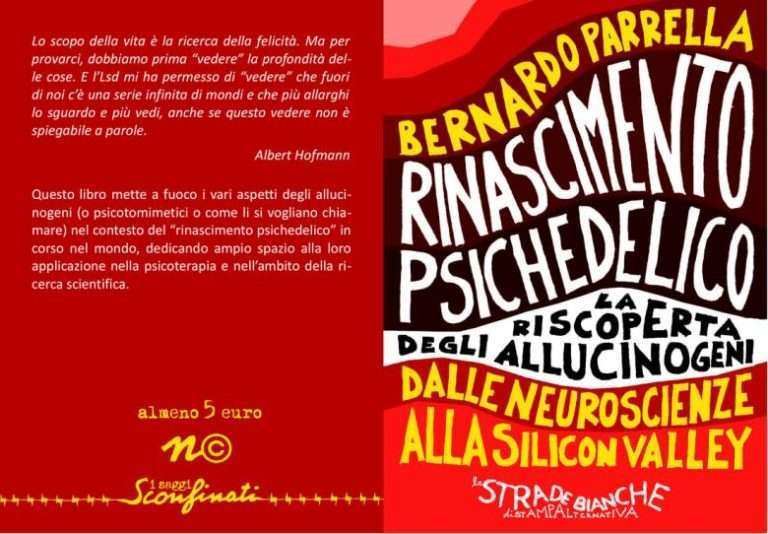 Bernardo Parrella, Rinascimento Psichedelico