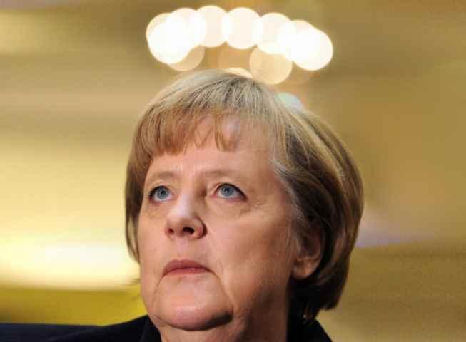 Se pure a sinistra piangono la Merkel siamo alla frutta
