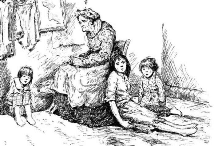 Sempre più famiglie povere: l'Italia sprofonda
