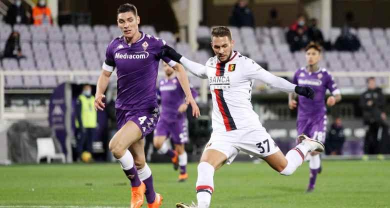 Senza farsi male: Genoa-Fiorentina 1-1, il Pagellone