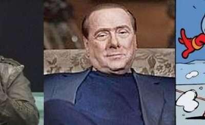 Spirlì presidente, Berlusconi statista e Pippo astronauta