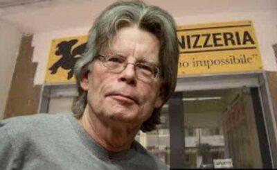 Stephen King pubblica a Scampia il suo saggio contro le armi