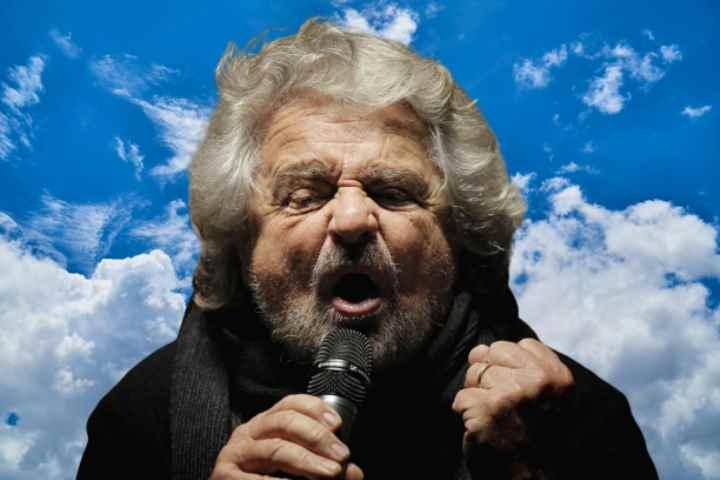 M5S ribolle, Beppe Grillo: o di qua o di là