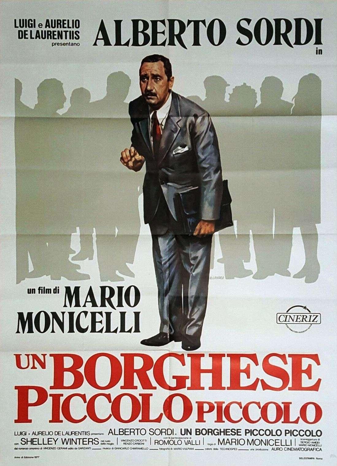 Un borghese piccolo piccolo (1976/'77) di Mario Monicelli