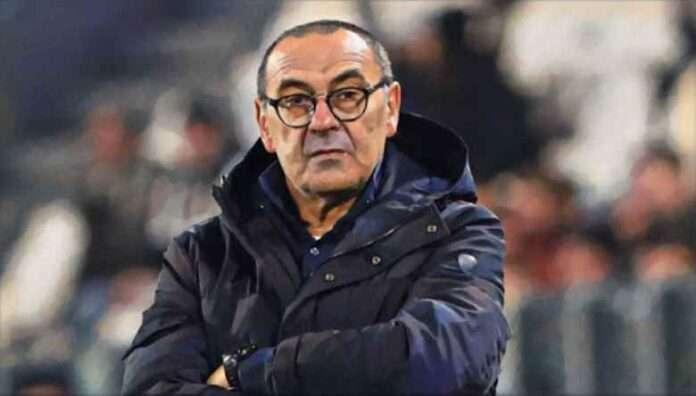 Ufficiale: Maurizio Sarri nuovo allenatore della Lazio