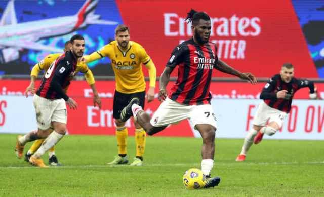 Un rigore al 97' salva il diavolo: Milan-Udinese 1-1, il Pagellone