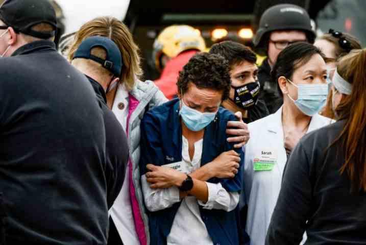 Usa, ennesima strage della follia: 10 morti in un supermercato in Colorado