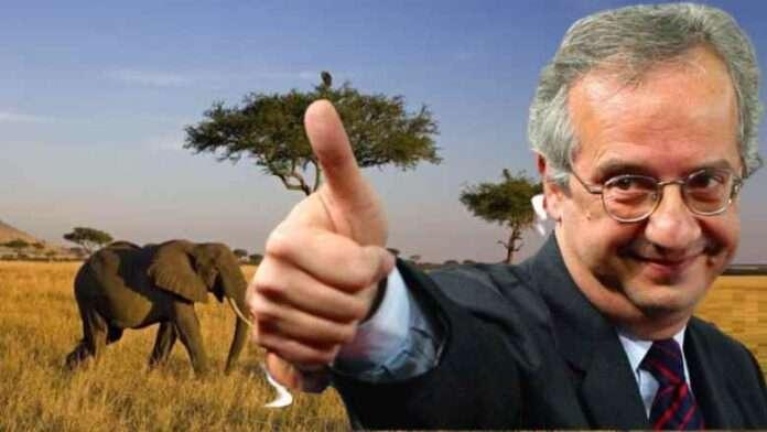 Walter Veltroni: vi spiego perchè non sono andato in Africa